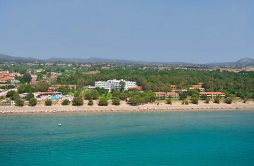 Louis Zante Beach – вид снаружи